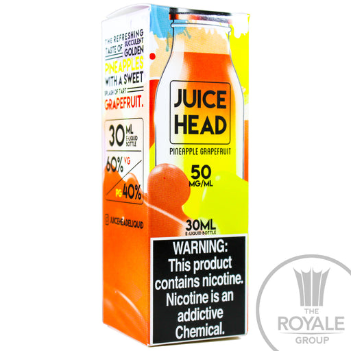 Juice Head Salt E-Juice - Pineapple Grapefruit