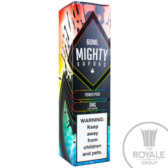 Mighty Vapors E-Juice - Power Pebs