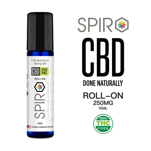 Spiro Full Spectrum CBD - Roll On
