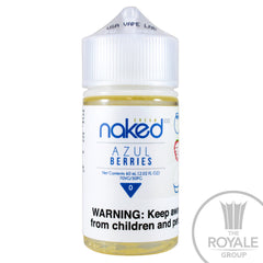Naked 100 E-juice - Azul Berries