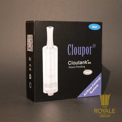 Cloupor Cloutank M4 2-In-1 Tank