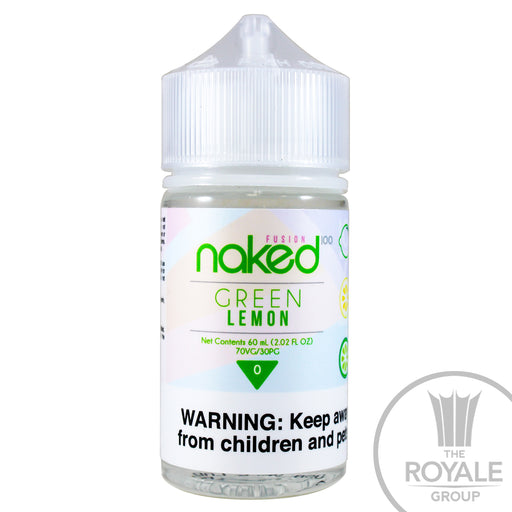 Naked 100 E-Juice - Green Lemon