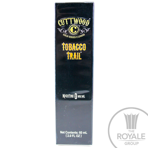 Cuttwood E-Juice - Tobacco Trail