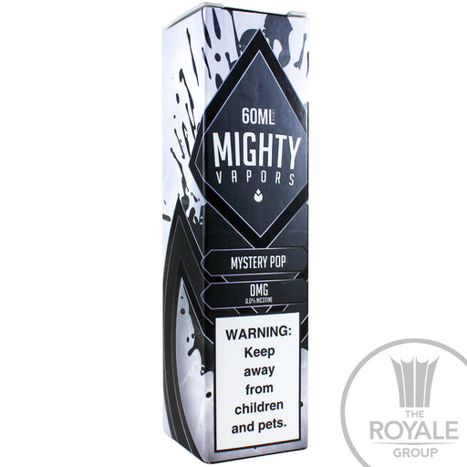 Mighty Vapors E-Juice - Mystery Pop