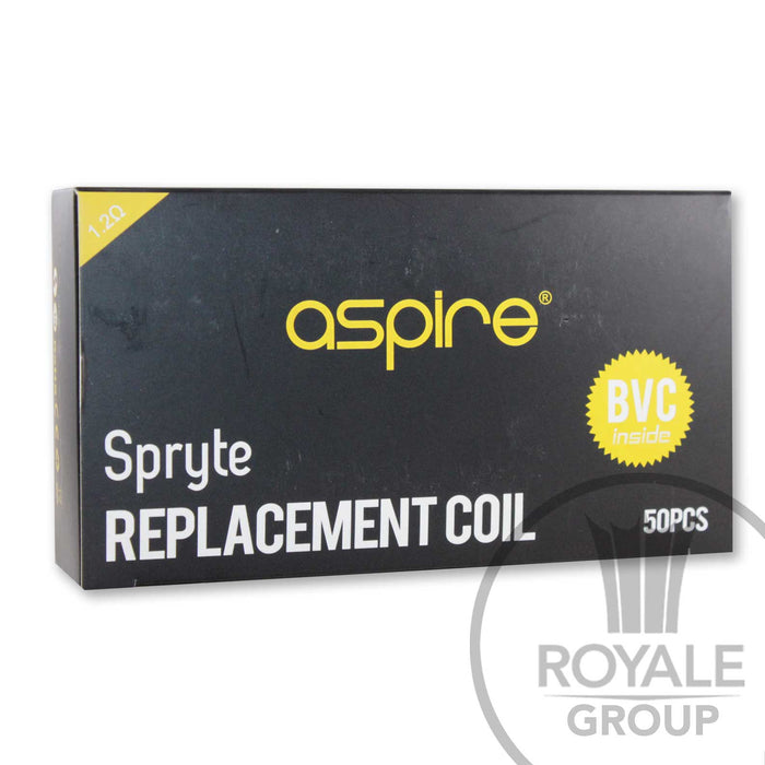 Aspire - Spryte BVC Coil Replacement