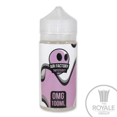 Air Factory E-Juice - Mystery?