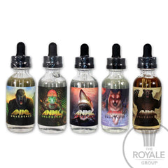 ANML Unleashed E-Juice - Wolfpack