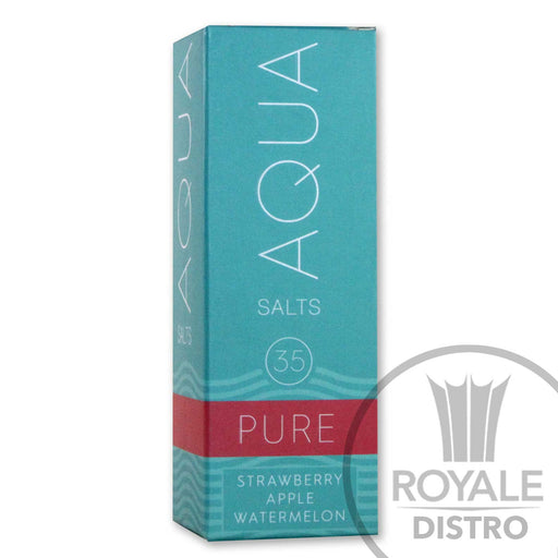 AQUA Salts E-Liquid - Pure