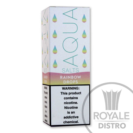 AQUA Salts E-Liquid - Rainbow
