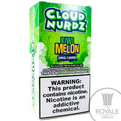 Cloud Nurdz E-Juice - Kiwi Melon