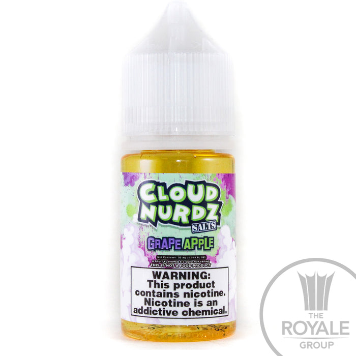 Cloud Nurdz Salt E-Juice - Grape Apple