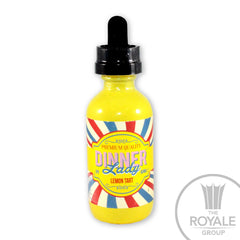 Dinner Lady E-Liquids - Lemon Tart
