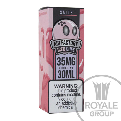 Air Factory Salt E-Juice - Iced Chee