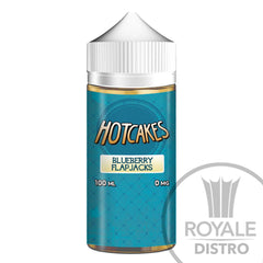 Hotcakes E-Juice - Blueberry Flapjacks