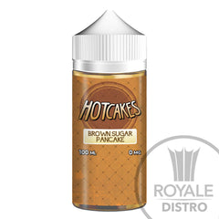 Hotcakes E-Juice - Brown Sugar Pancake