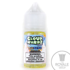 Cloud Nurdz Salt E-Juice - Peach Blue Razz