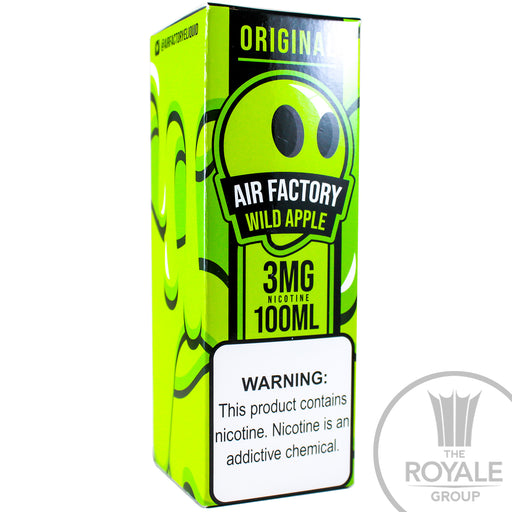 Air Factory E-Juice - Wild Apple