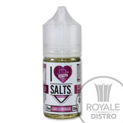 I Love Salts E-Juice - Luau Lemonade