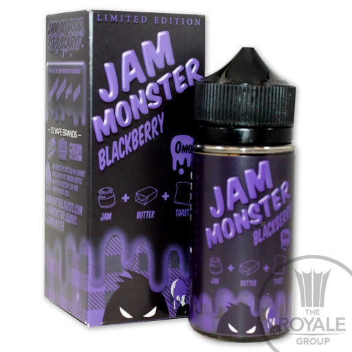 Jam Monster Blackberry Jam E-Juice