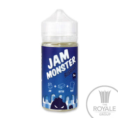Jam Monster E-Juice - Blueberry Jam