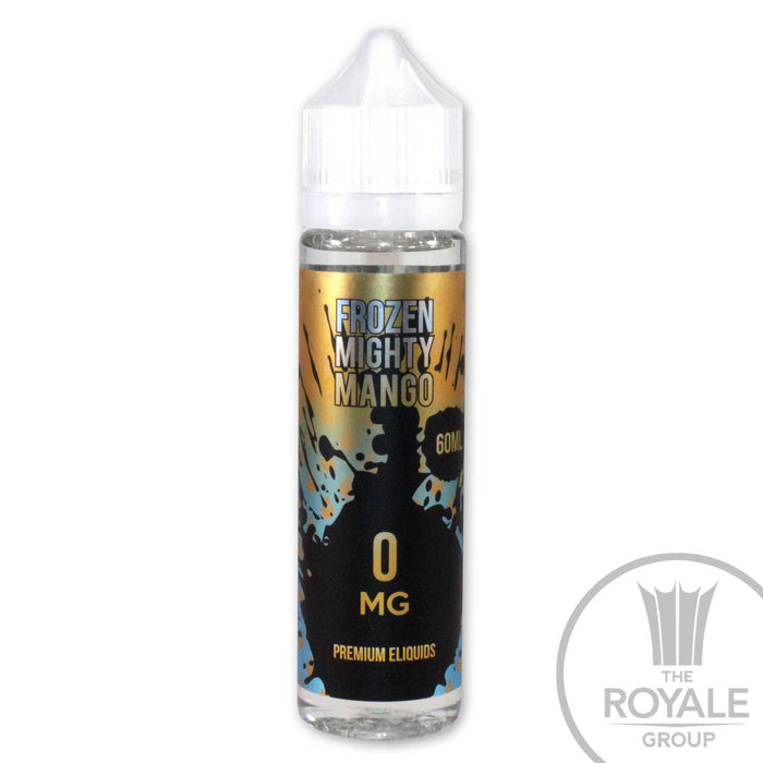 Mighty Vapors E-Juice - Frozen Mighty Mango