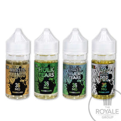 Mighty Salt E-Juice