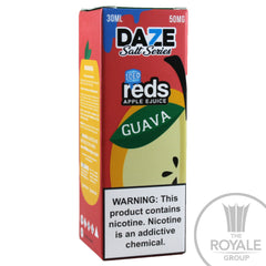 red's Apple Salt E-Juice - Iced Guava