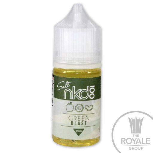 Naked100 Salt E-Liquid - Green Blast