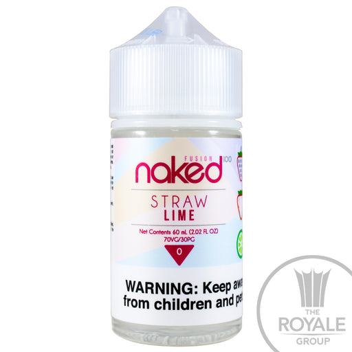 Naked 100 E-Juice - Strawberry Lime