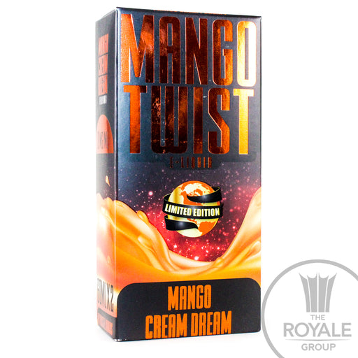 Mango Twist E-Juice - Mango Cream Dream