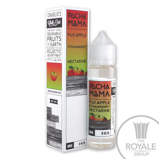 Pacha Mama E-Juice - Fuji Apple Strawberry Nectarine