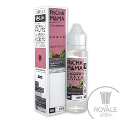Pacha Mama E-Juice - Strawberry Guava Jackfruit
