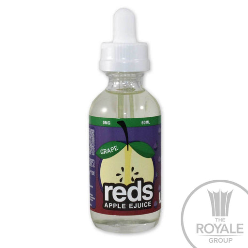 Reds Apple E-Juice - Grape