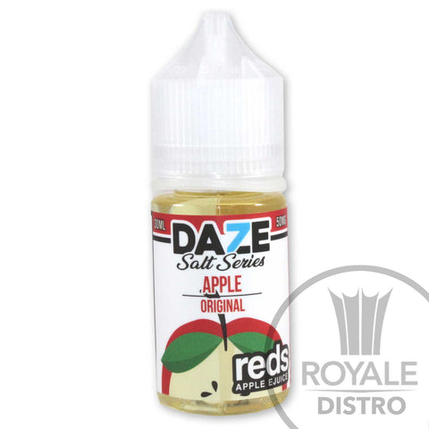red's Apple Salt E-Juice