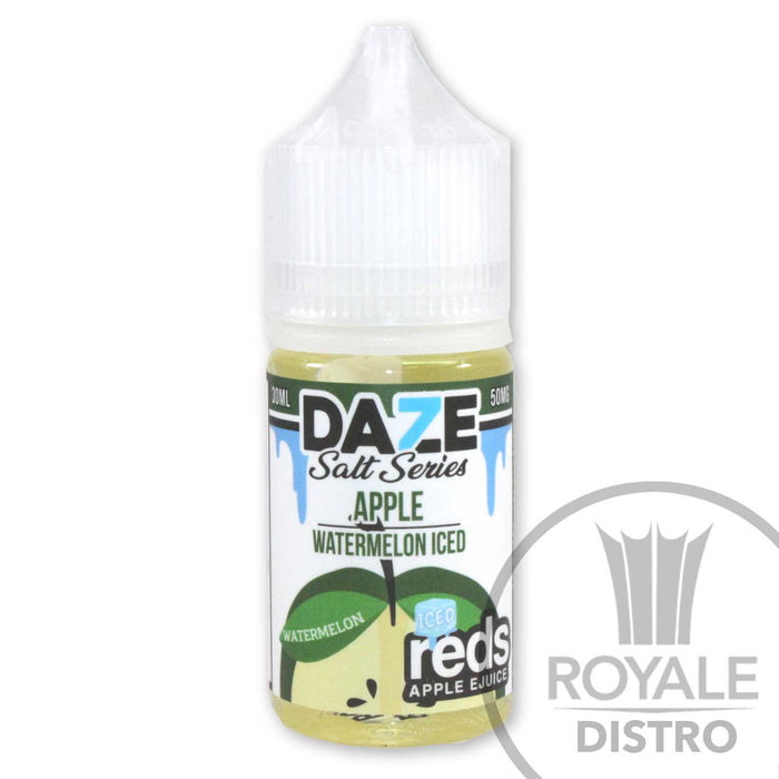 Red's Apple Salt E-Juice - Iced Watermelon