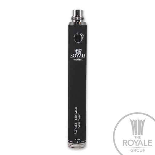 EVOD Twist Battery - Royale Twist Battery 1300mAh