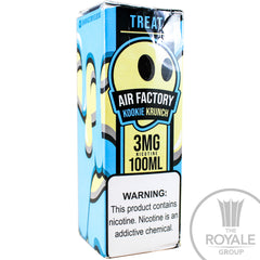 Air Factory E-Juice - Kookie Krunch