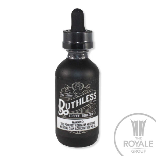 Ruthless E-Juice - Coffee Tobacco