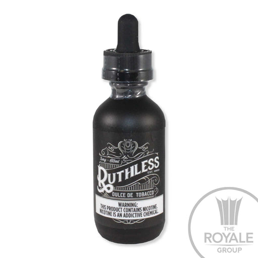 Ruthless E-Juice - Dulce De Tobacco