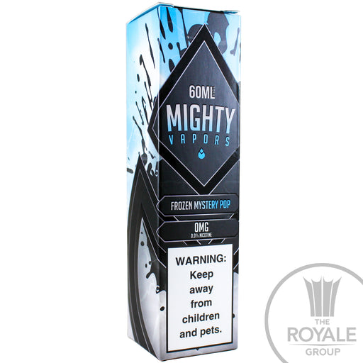 Mighty Vapors E-Juice - Frozen Mystery Pop