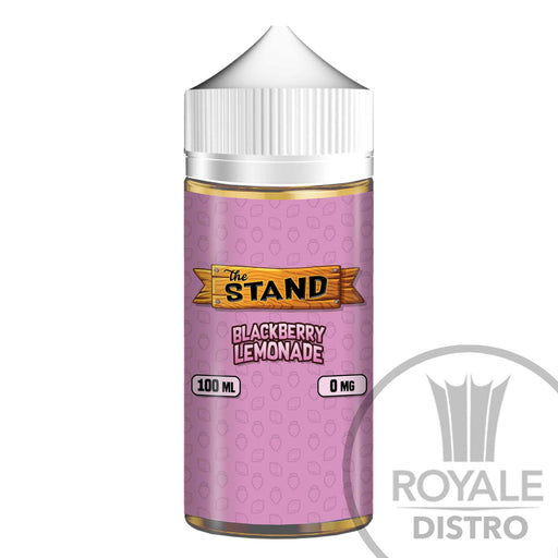 The Stand E-Juice - Blackberry Lemonade