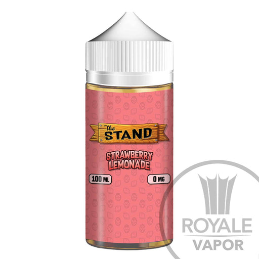 The Stand E-Juice - Strawberry Lemonade