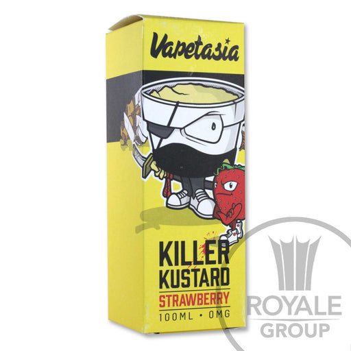 Vapetasia E-Juice - Killer Kustard Strawberry
