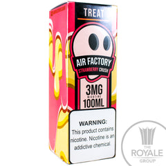 Air Factory E-Juice - Strawberry Crush