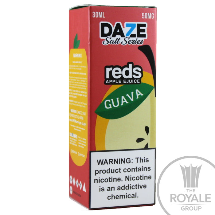 Reds Apple Salt E-Juice - Guava