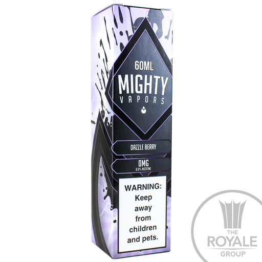 Mighty Vapors E-Juice - Dazzle Berry