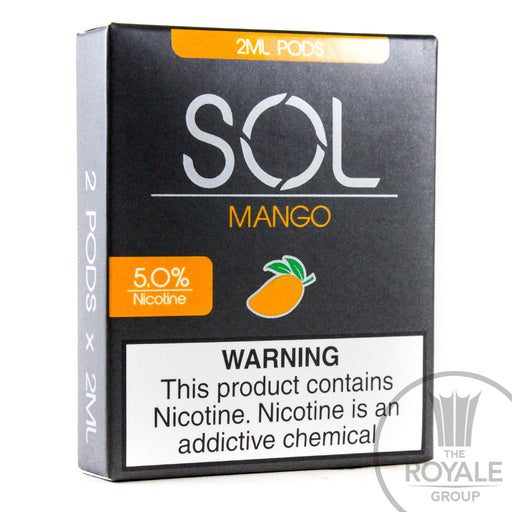SOL Flavored Pods