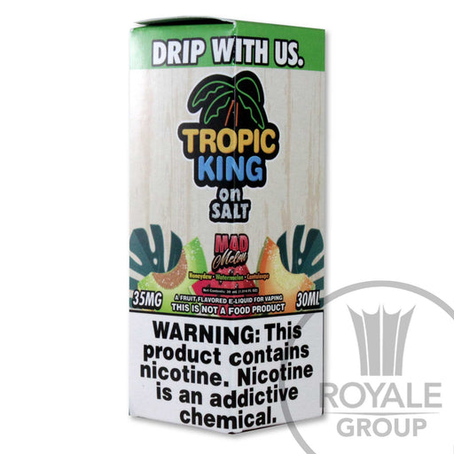 Tropic King Salt E-Juice - Mad Melon