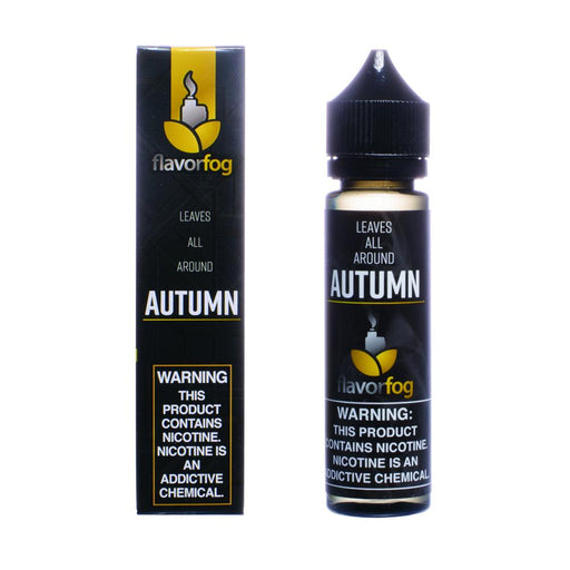 Flavor Fog E-Juice - Autumn
