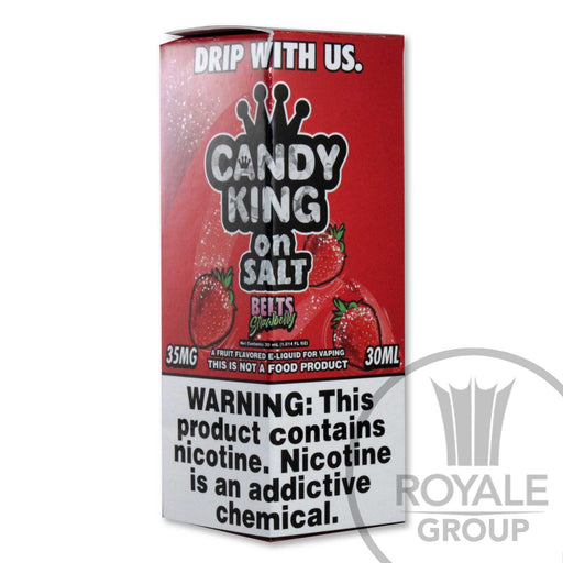 Candy King Salt E-Juice - Belts